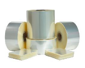 镀铝包装材料 潍坊哪里能买到新式的OPP镀铝膜