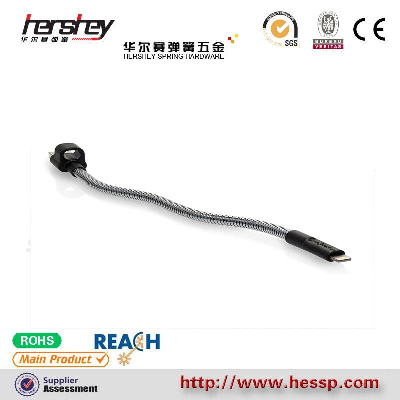 護線彈簧廠家供應-廣東有品質的數據線護線彈簧供應商是哪家