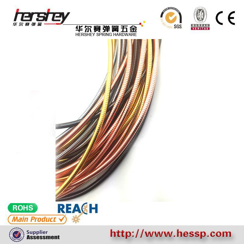东莞品牌好的不锈钢防断数据线弹簧批售——厂家供应防断数据线弹簧