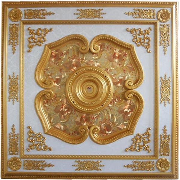 青海欧式灯盘_兰州兰天装饰材料实用的灯盘供应