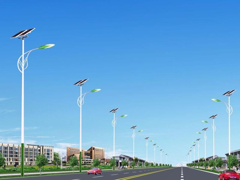 兰州太阳能路灯|甘肃太阳能路灯|太阳能路灯安装-推荐绿源节能