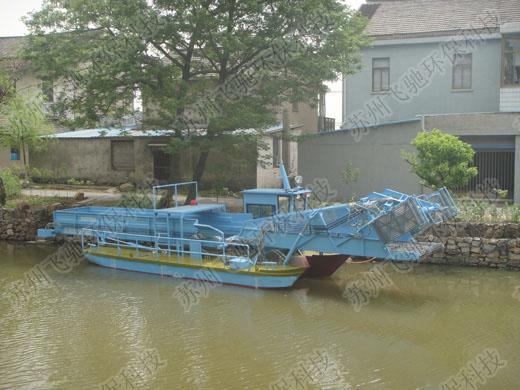 质量优良的河道水面清漂船供应 昌平河面清理