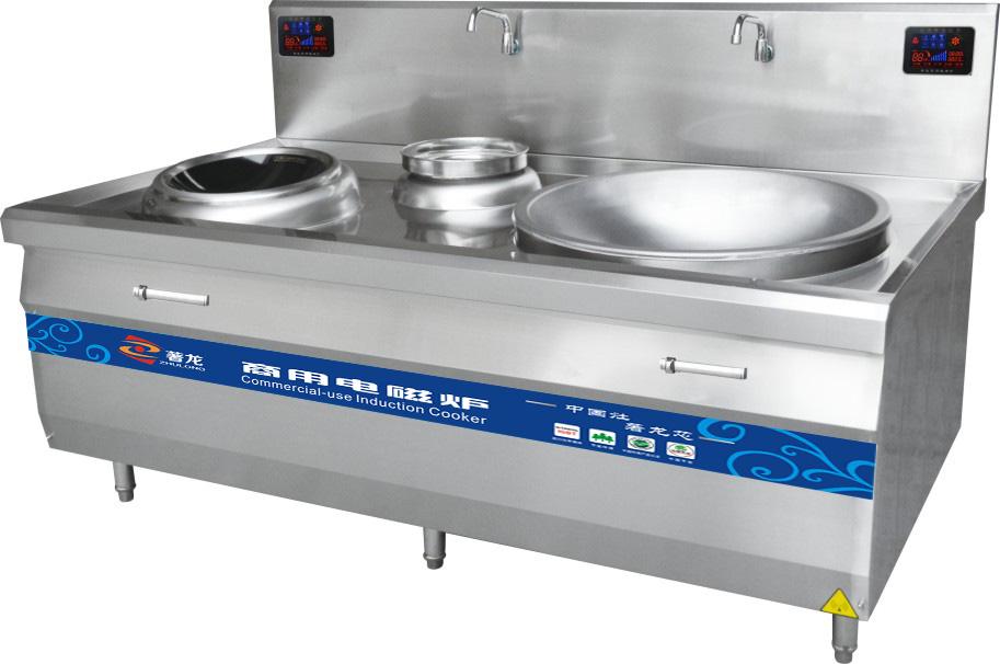 珠海大炒爐-著龍熱能供應值得信賴的電磁單頭大炒爐