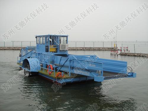 供应吴江_选质量好的水面保洁船,就到飞驰环保