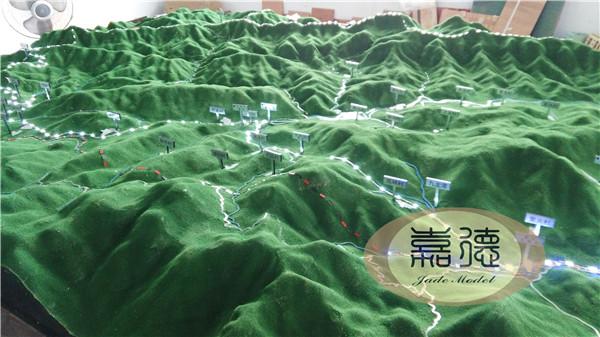 廣西沙盤模型找哪家-哪里提供地形沙盤模型制作