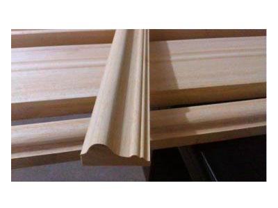 兰州地区品质好的实木线条 陇南实木线条厂家