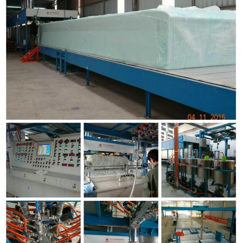 安徽水平連續發泡線出售-東莞耐用的水平連續海綿發泡線批售