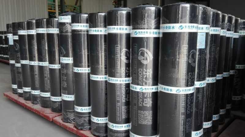山东聚乙烯丙涤纶高分子防水卷材-品质好的聚乙烯丙涤纶高分子防水卷材明升ms88
