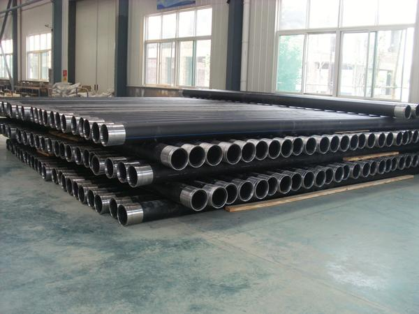 钢骨架聚乙烯复合管-淄博钢丝骨架复合管厂家直销
