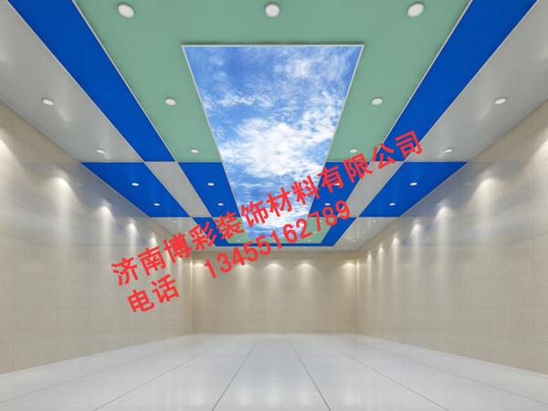 博彩装饰材料好的游泳馆吊顶供应_枣庄游泳馆吊顶