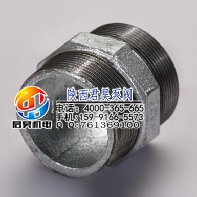 西安国标冷镀锌管对丝双丝市场价——怀柔外丝直接头