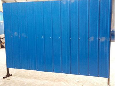 友联建筑设备租赁提供专业的工程围挡板租赁 工程围挡板施工