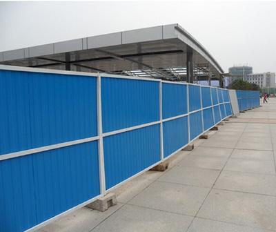 北京哪家工程围挡板租赁公司信誉好-工程围挡板搭建