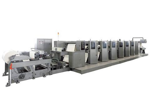 【歡迎來電谘詢】窄幅柔印機#高速柔版印刷機#意高發