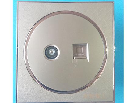 购买实惠的电脑插座优选永红电器有限公司 -电视电脑插座价格