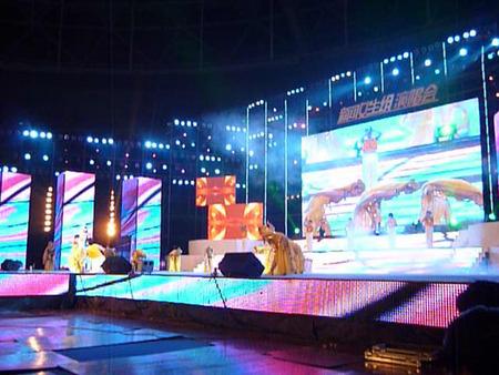 山东LED电子显示屏厂家_宜儒广告专业供应LED电子显示屏