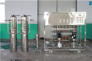 云南纯净水设备 专业的纯净水设备【供应】