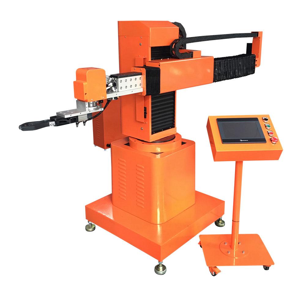 东莞知名的冲压机械手厂家推荐 冲压搬运机械手价格