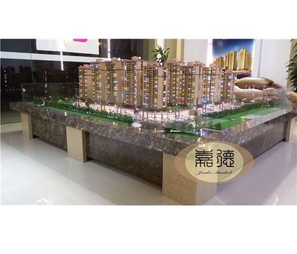 南寧沙盤模型定制——南寧市嘉德建筑文化專業房地產模型定制