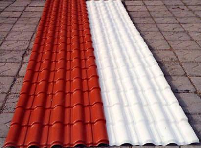 有品质的银川PVC塑钢瓦品牌介绍    _隆德塑钢瓦厂家