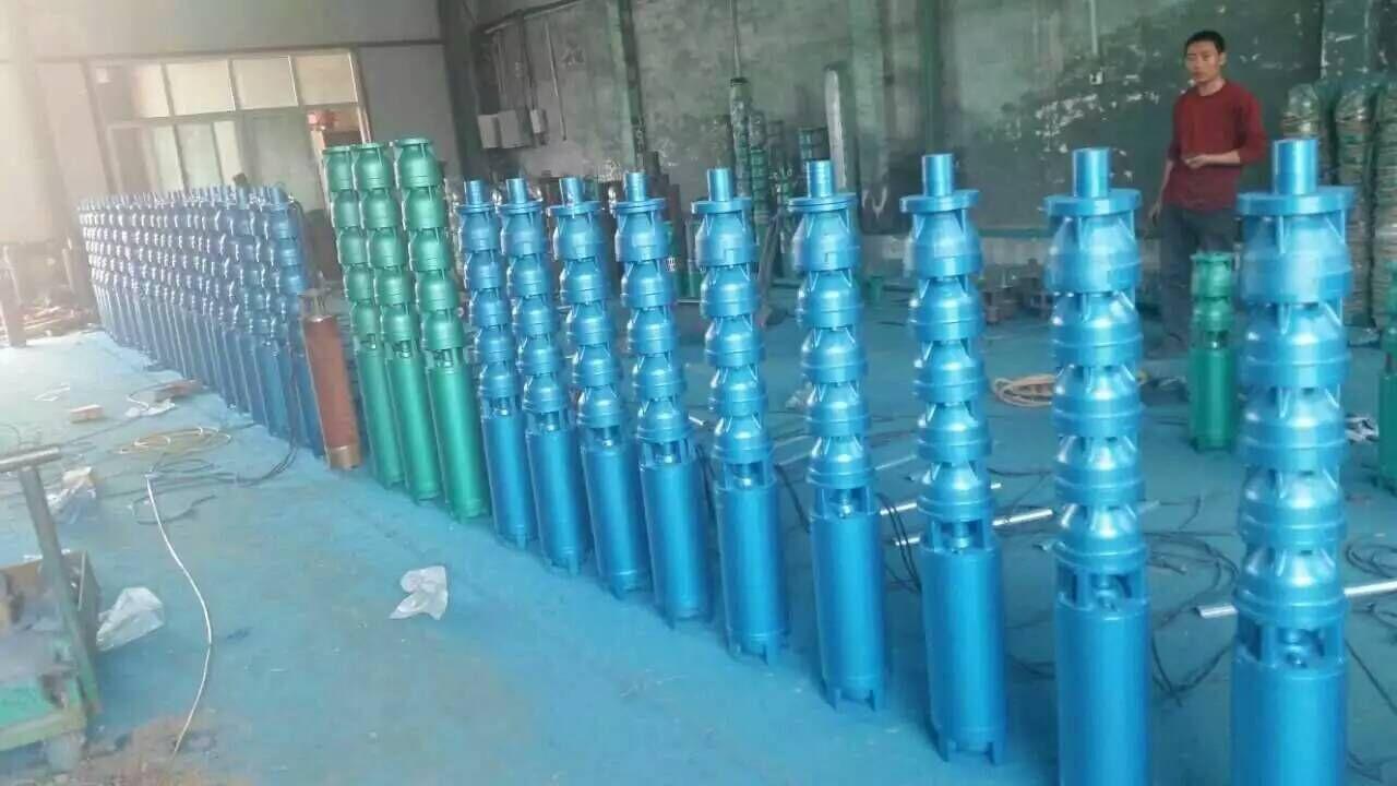 QJ系列潜水电泵厂家|安全的QJ系列潜水泵推荐