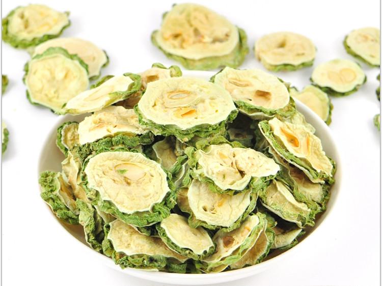 烘干苦瓜干_潍坊地区哪里有卖优质苦瓜片