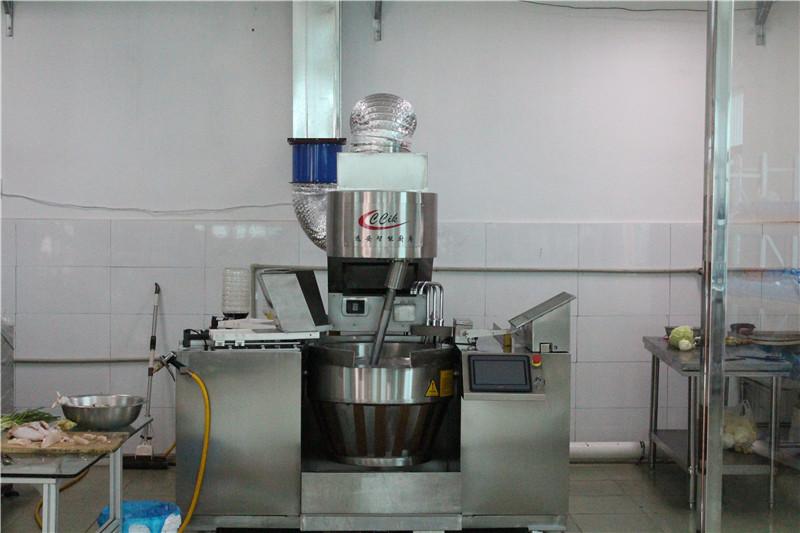 全自动炒菜机器人|苏州实用的行星搅拌式全自动炒菜机器人,认准苏州远安自动化