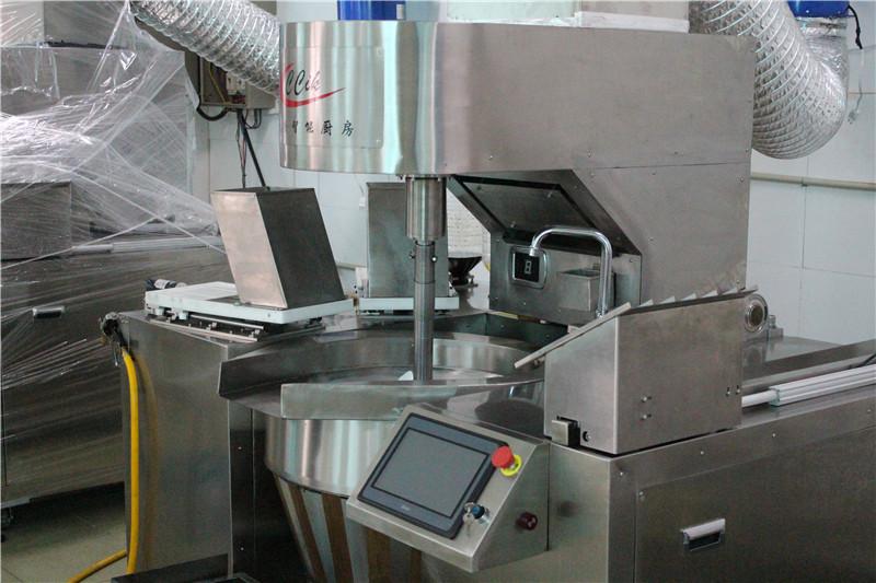 信誉好的炒菜机-苏州物超所值的行星搅拌式全自动炒菜机器人推荐