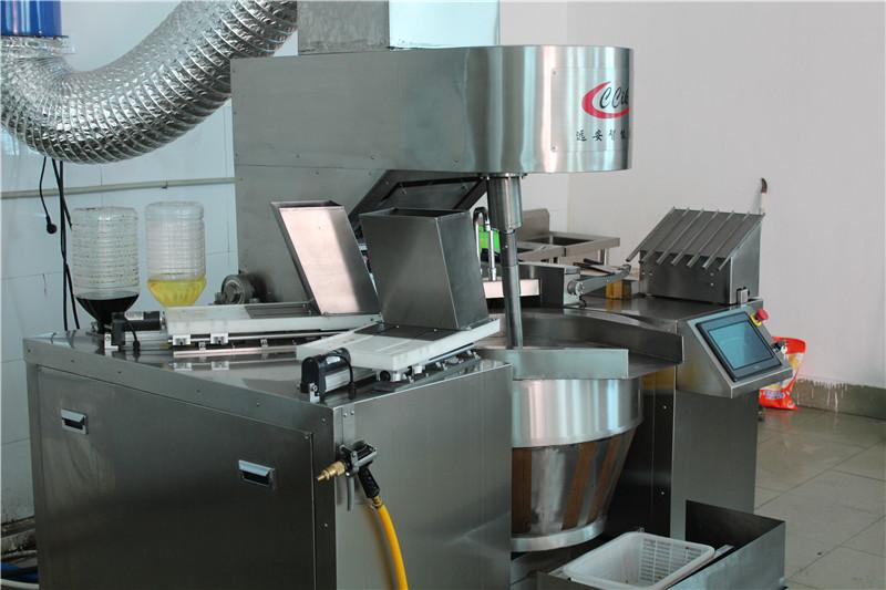 出售炒菜机-质量好的行星搅拌式全自动炒菜机器人推荐
