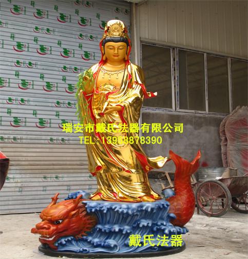 质感细腻的观音菩萨像推荐 供销佛像雕塑厂