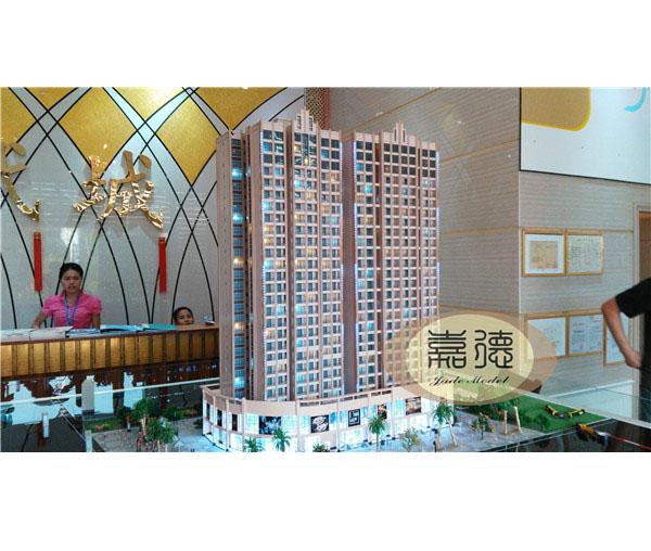 南宁售楼模型沙盘多少钱-哪里可以定做建筑模型