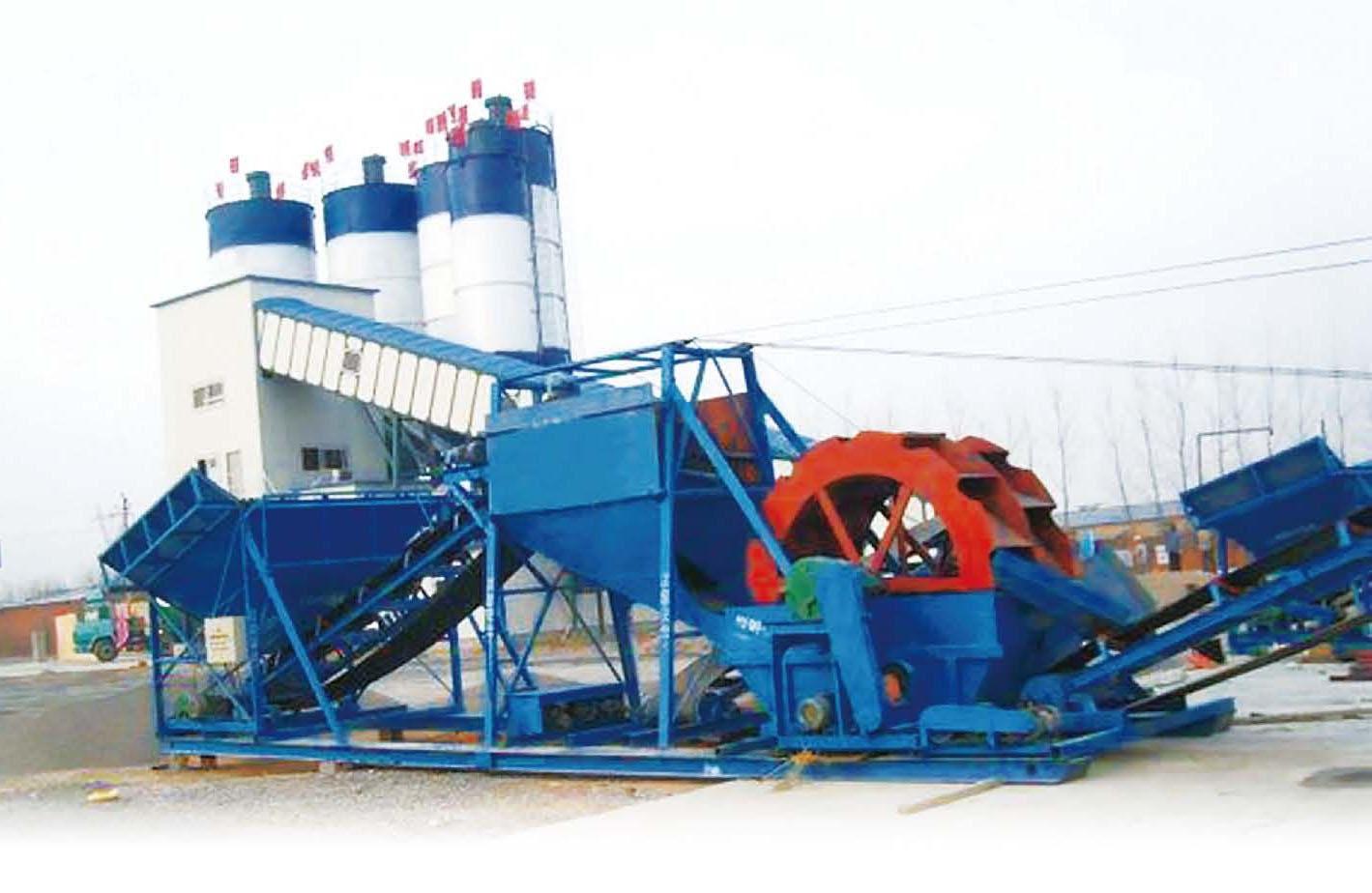轮式洗沙机厂家【心动不如行动】轮式洗沙机价格
