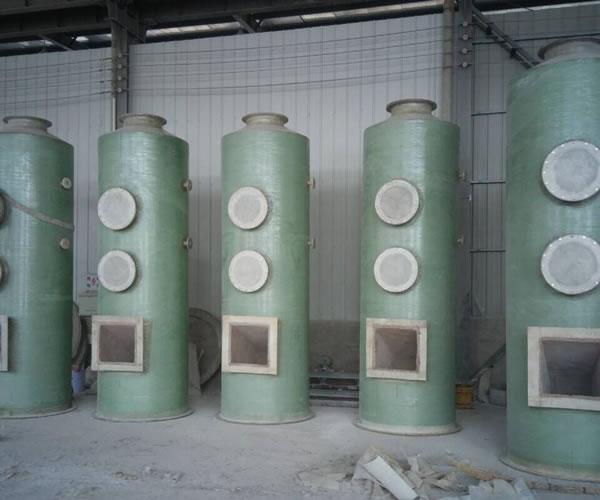 玻璃钢脱硫除尘器价格|专业的玻璃钢脱硫除尘器【供应】