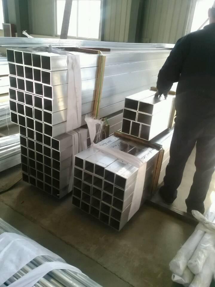 矩形铝管生产厂家济南信达铝业