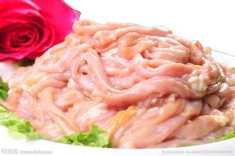 鸭肠价格|潍坊销量好的鸭肠批发供应