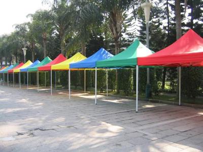 厦门展现帐篷代理加盟,可信赖的厦门帐篷厂家推荐