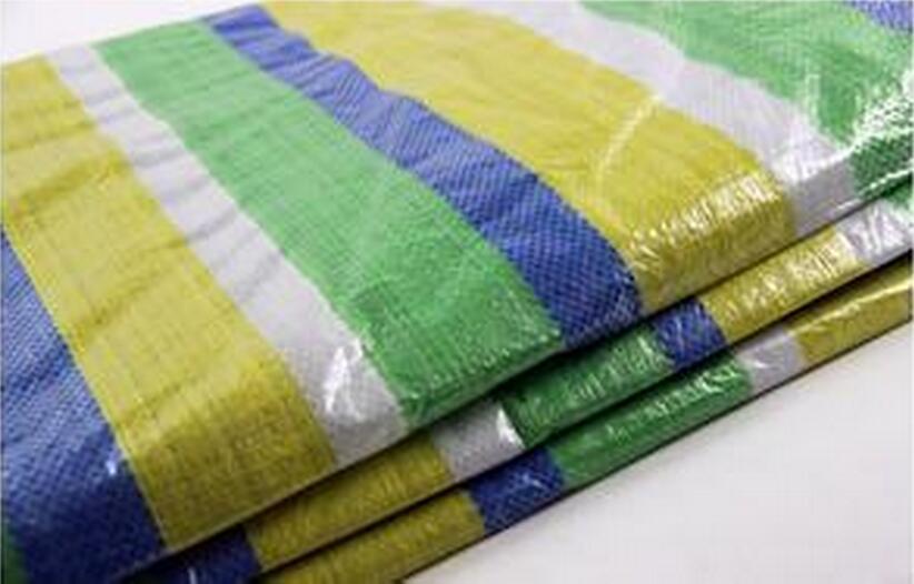 兰州彩条布_兰州霍氏篷布供应同行中销量好的彩条布