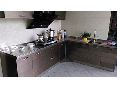 沈阳不锈钢橱柜专业品质-乌海厨房橱柜