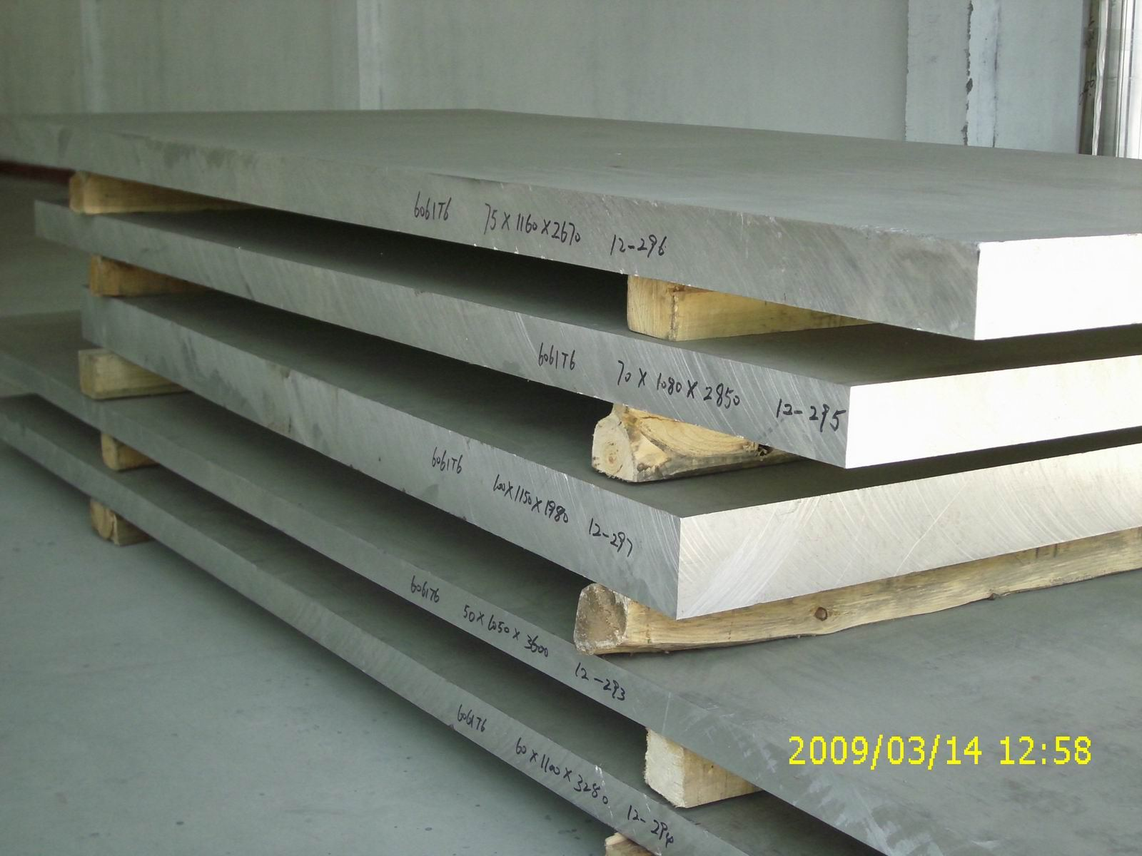 5052防锈国标铝板生产厂家济南信达铝业1558999115