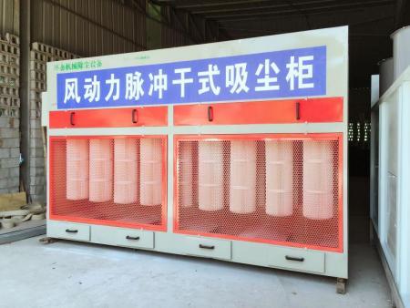 泉州除塵設備廠家-環態機械風動力脈沖干式吸塵柜要怎么買