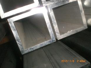 6063矩形铝管生产厂家济南信达业