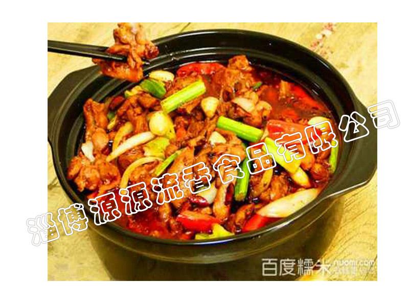 镇江黄焖鸡酱料-口碑好的黄焖鸡酱料源源流香食品供应