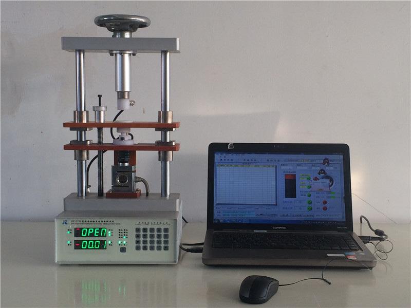 买质量好的粉末电阻率测试仪,就选苏州晶格,厂家供应粉末电阻率测试仪