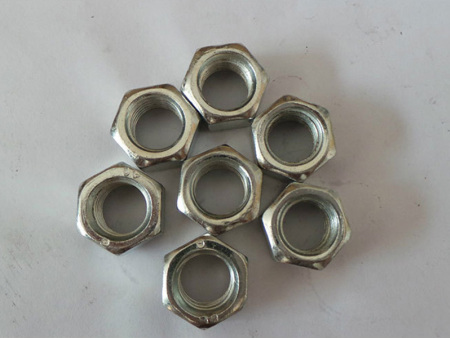 新标螺母低价批发-供应质量好的镀锌螺母