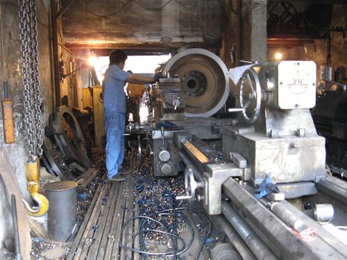 甘南空冷器修理-找正规的交换器维修,就来甘肃力峰机电