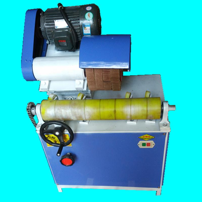 河北厂家直销 环保小型圆管抛光机 不锈钢表面除锈机 可定制