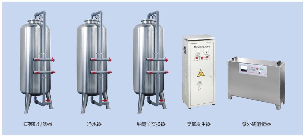 張掖水處理設備批發價格-想買劃算的水處理設備,就來蘭州隆晟包裝食品機械