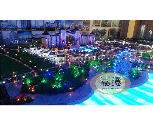 广西建筑模型制作公司-建筑模型当选南宁市嘉德建筑文化