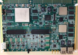 性能好的基于6678+V7 690T数据处理平台厂家供应 推荐C6678雷达信号处理平台