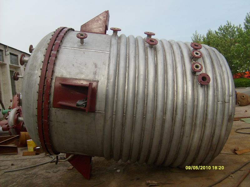 外盘管搅拌反应釜参数-高性价外盘管不锈钢反应釜,郑州大洋金属倾力推荐